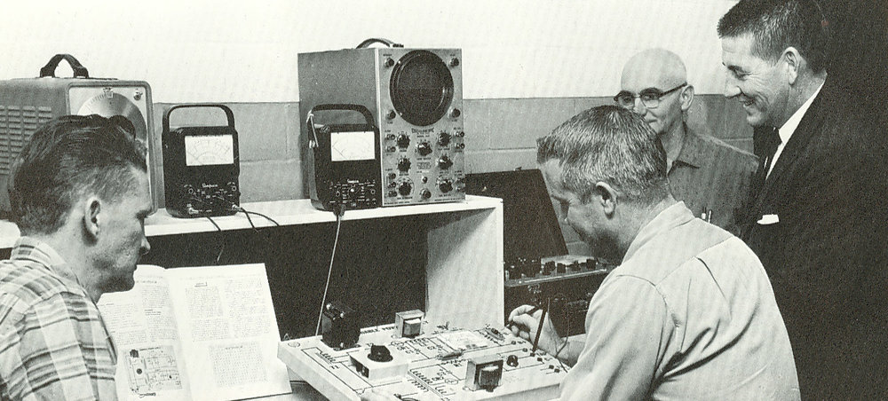 Electronics Class 1964