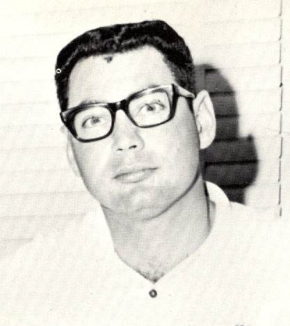 Coach Don Crownover 1966