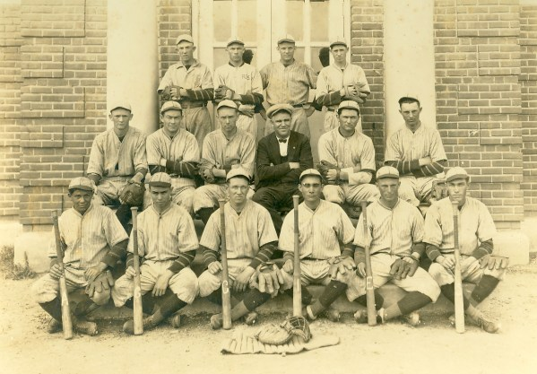 1920s Connors Baseball Team.