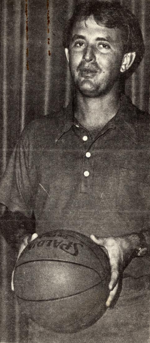 Coach Tim Carson 1979