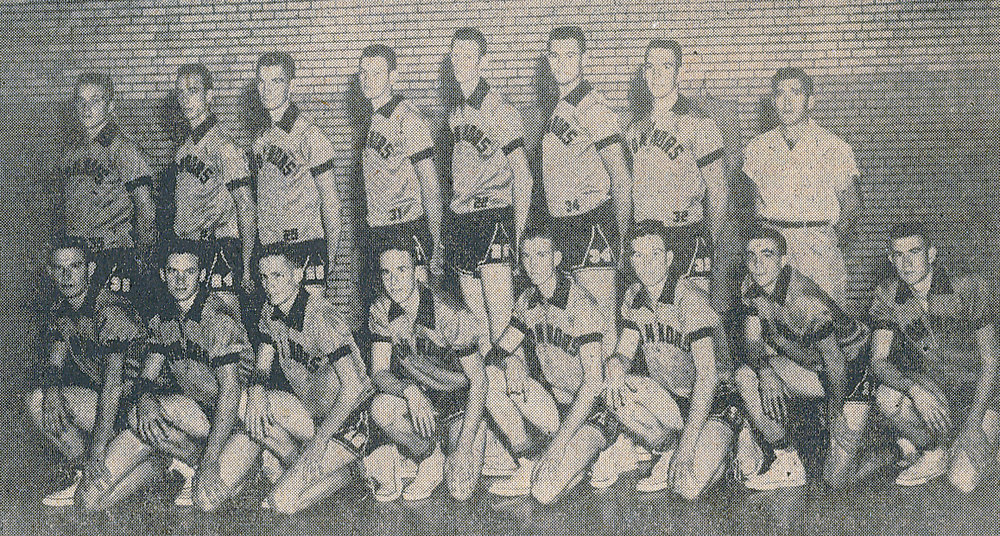 Connors Aggies 1956-57