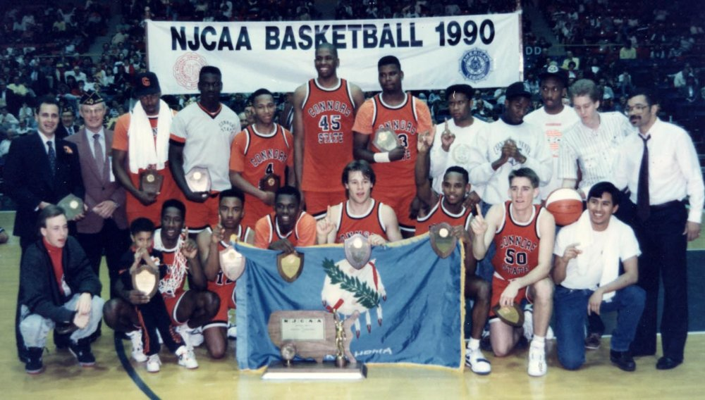 1990 NJCAA Champions