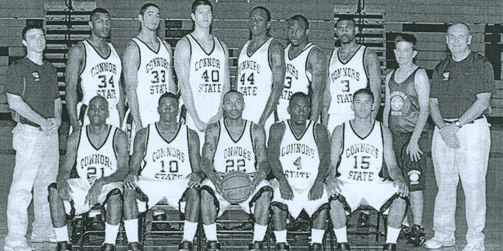 Men's Basketball Team 2008-09