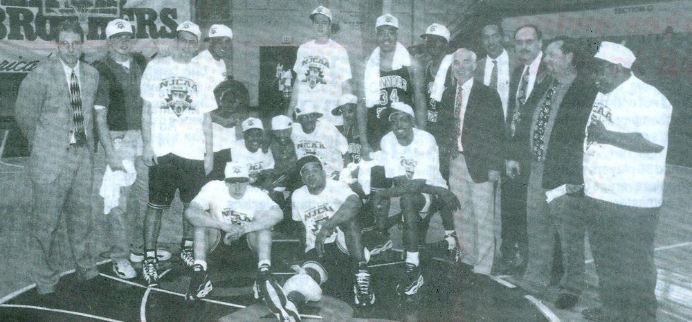 NJCAA 5th place 1997