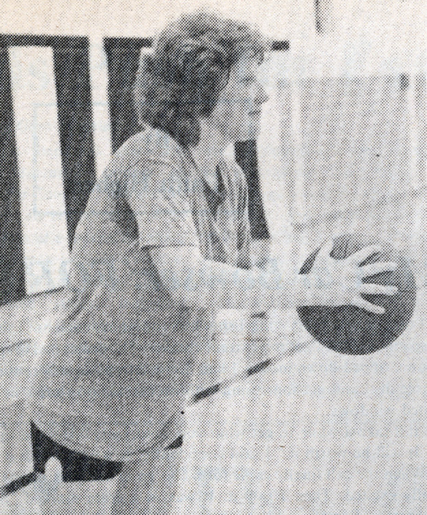 Carrie Hayes 1983