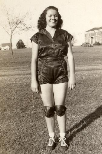 Georgia Smith. 1946-47