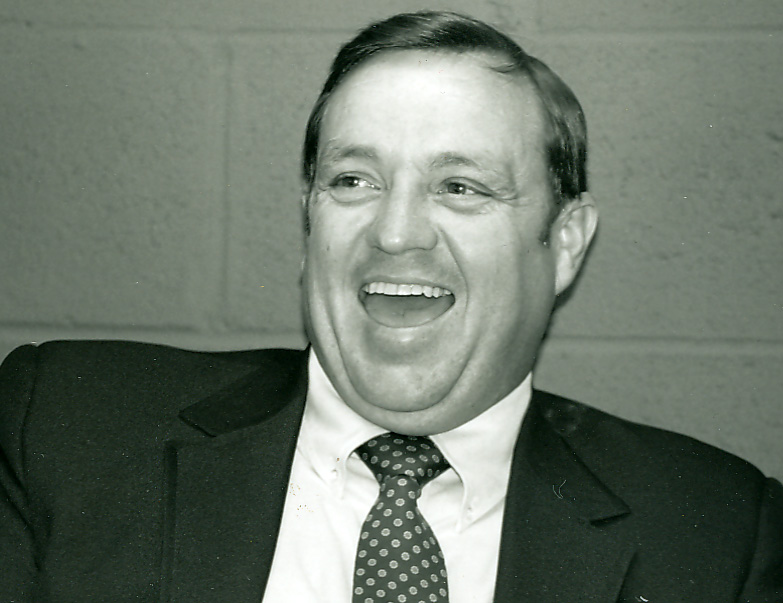 Monte Madewell, Athletic Director. 1980s.