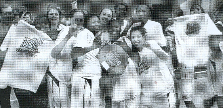 Region II Women Champions 2009