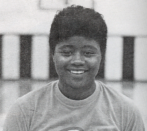 Rhonda Smith 1984-85 1st Team All American