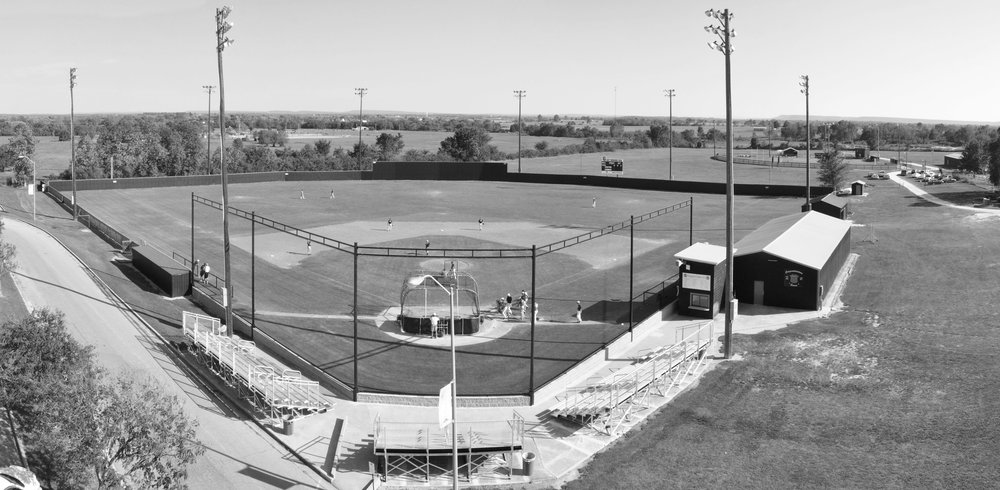 Biff Thompson Field, 2012.