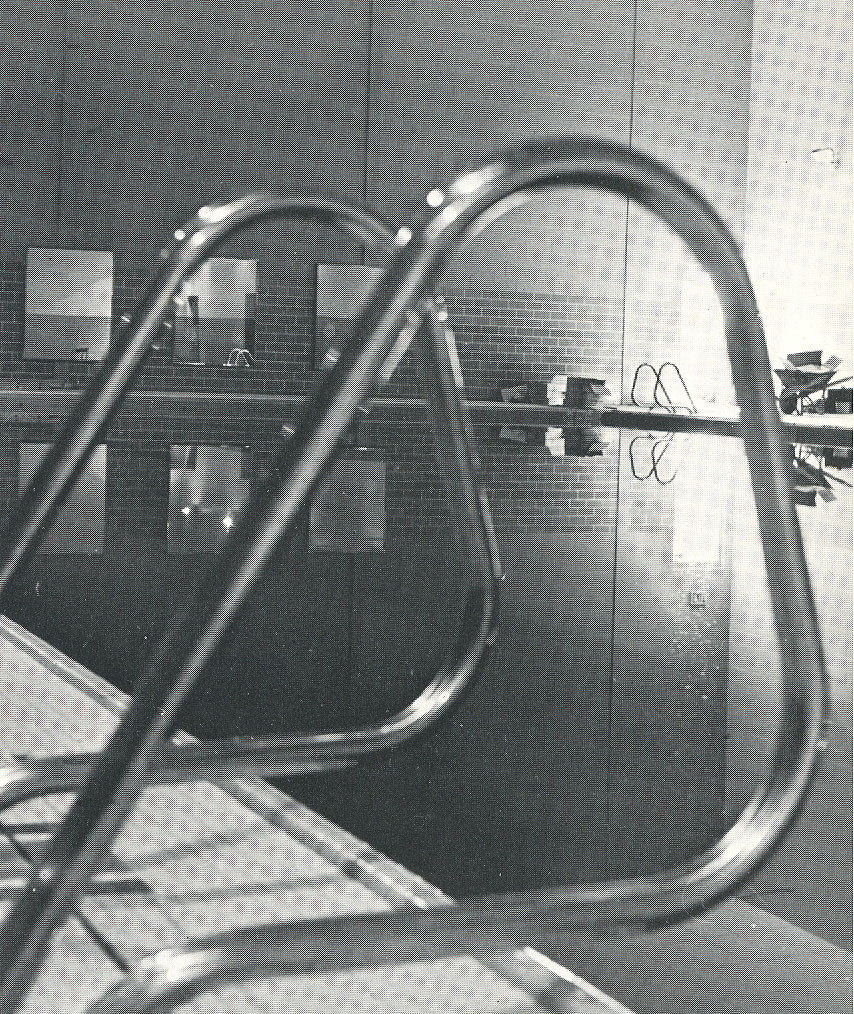 Melvin Field House Pool 1967