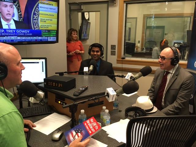 Radio Interview with Knowledge@Wharton: Discussing the Future of Healthcare with Dr. Klasko and Nishad Rahman, SKMC '2019
