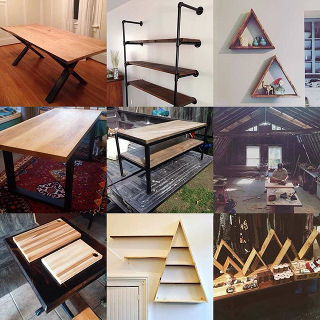 Happy New Year! Thanks to all our clients, friends and family for all the support. What a great first year! #best9 #porthope #woodwork #design #carpentry