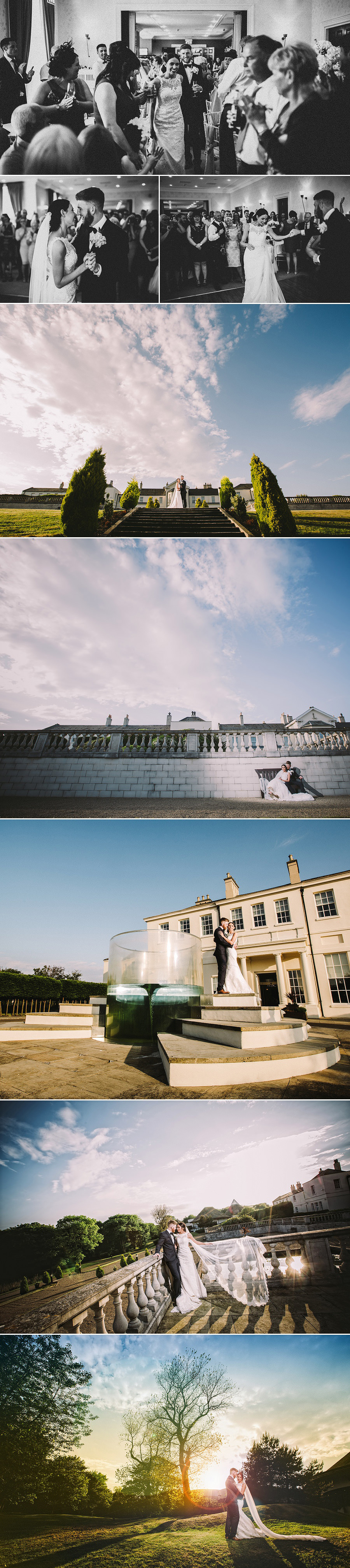 Seaham Hall Wedding Photography