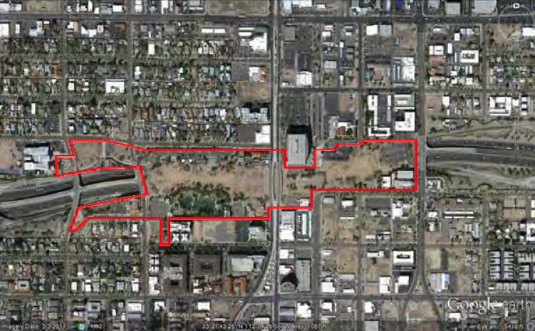 Hance Park, Phoenix, Arizona