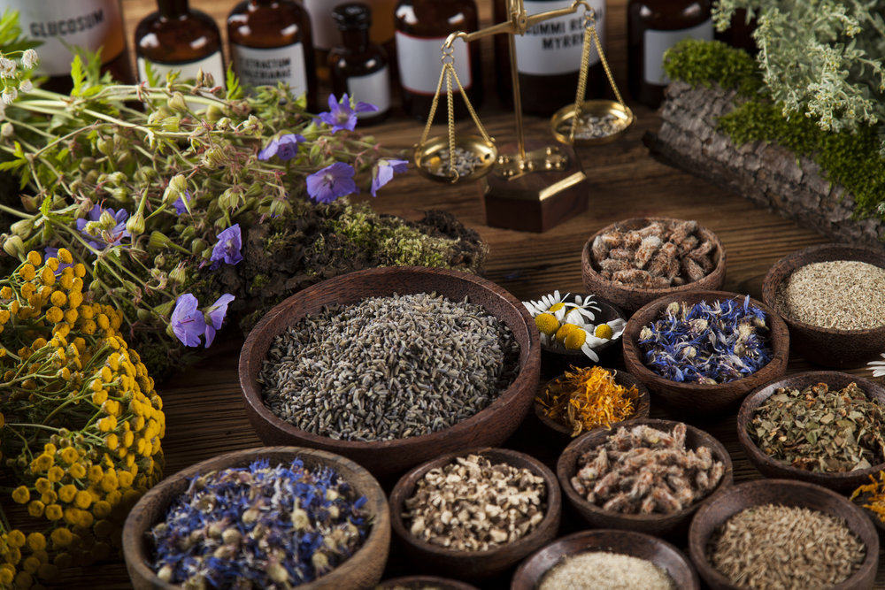 Herbal Apothecary - Explore our small batch herbal healing medicine - intentionally crafted for mind | body | and spirit.