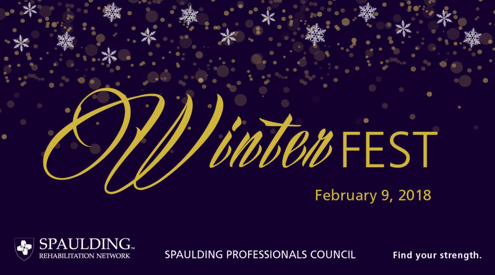 Spaulding Professionals Council Presents Winterfest 2018