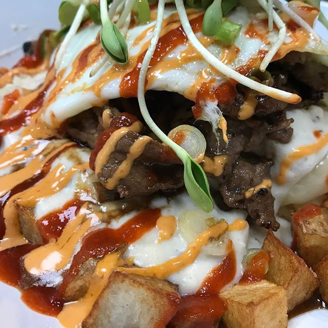 We take brunch to the east side with the Eastern Slinger. Open every Sunday for brunch. #sundaybrunch