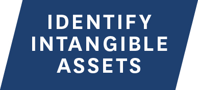 Step 1 - Identify Intangible Assets