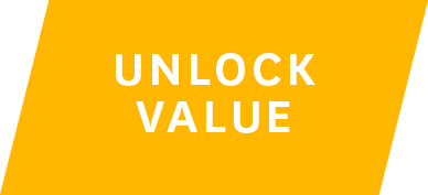 Step 4 - Unlock Value