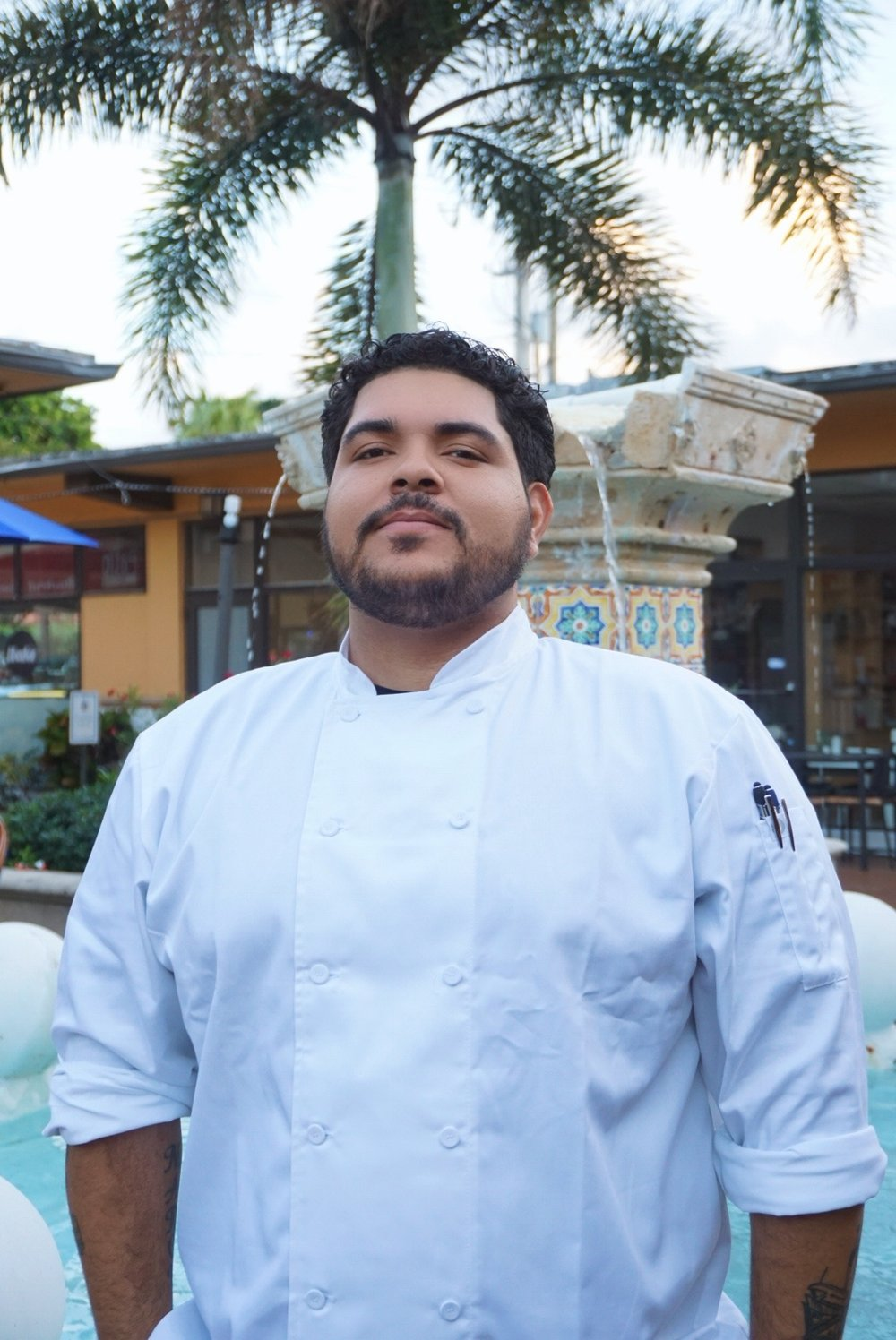 MATT MIRANDA EXECUTIVE CHEF
