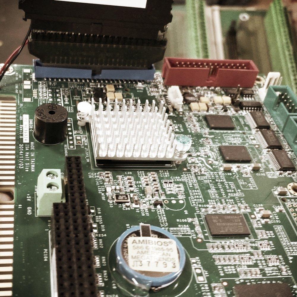 Spring Coiler Software Interface