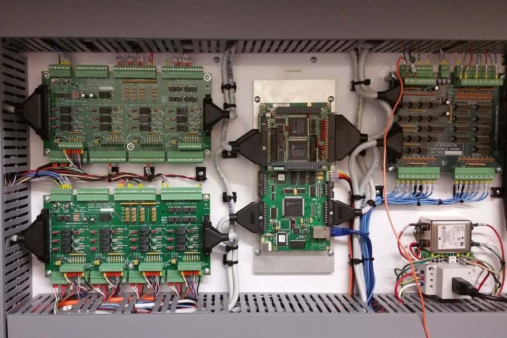 Delta Tau Siemens and Other Retrofits