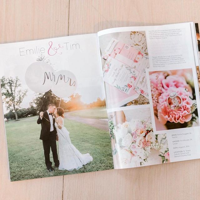So excited to see my brother @tmclister15 & @emilieann522's wedding featured in the current issue of @virginiabridemagazine! Go get a copy and checkout all of the gorgeous weddings!💕 Photography: @photographydujour Florals: @petalsandhedges | Dress: @missstellayork | Shoes: @ninashoes | Formalwear: @calvinklein | Catering: @thebelmontcountryclub | Entertainment: @samhillentertainment | Videography: @mollyerinphotography | Venue: @thebelmontcountryclub | Hair & Makeup: @hairandmakeupbyclaudine | Featured: @virginiabridemagazine | Hotel: @lansdowneresort ⠀⠀⠀⠀⠀⠀⠀⠀⠀ ⠀⠀⠀⠀⠀⠀⠀⠀ #virginiaweddings #weddings #dcweddings #loveloudoun #vaweddings #tcweddings #weddingplanner #vaweddingplanner #belmontcc