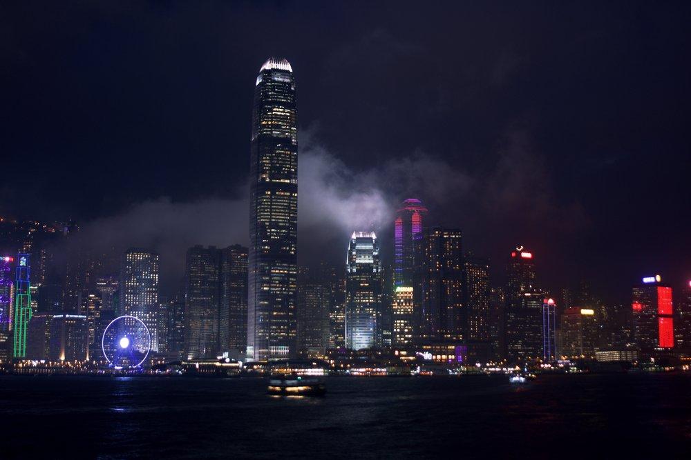 Kowloon Pier
