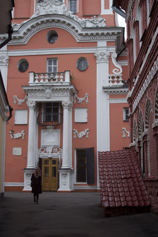 Arkhangelskiy St