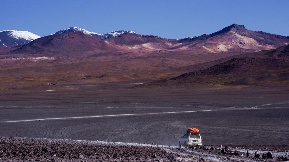 Eduardo Avaroa National Park, Bolivia