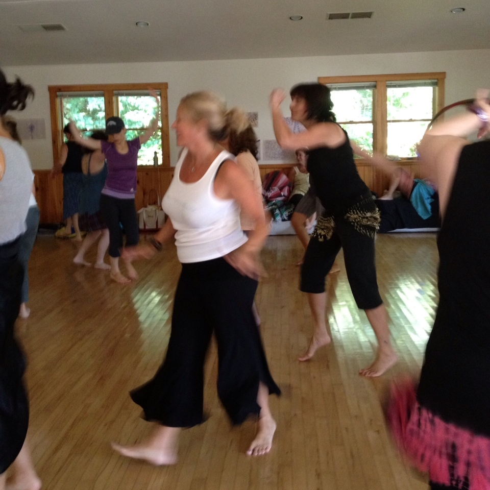 Dance Your Bliss Workshop