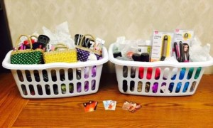 New Hope Family Services - Christmas Baskets