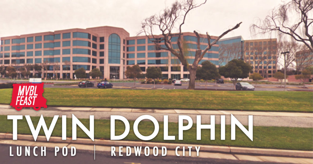 Twin Dolphin - Redwood City - Days: Thursdays // Time: 11am - 1:30pmOne Truck Lunch Pod555 Twin Dolphin Dr. - Redwood City 94065