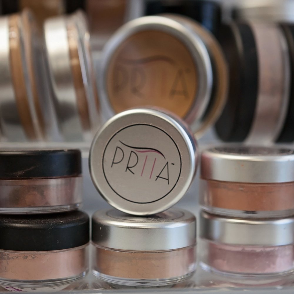 PRIIA MINERAL MAKEUP Michelle's Personalized Skin Care