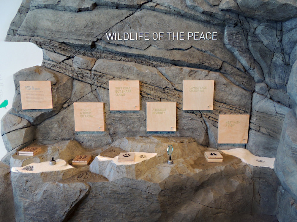 Bennette Dam Visitor Centre, Hudsons's Hope BC
