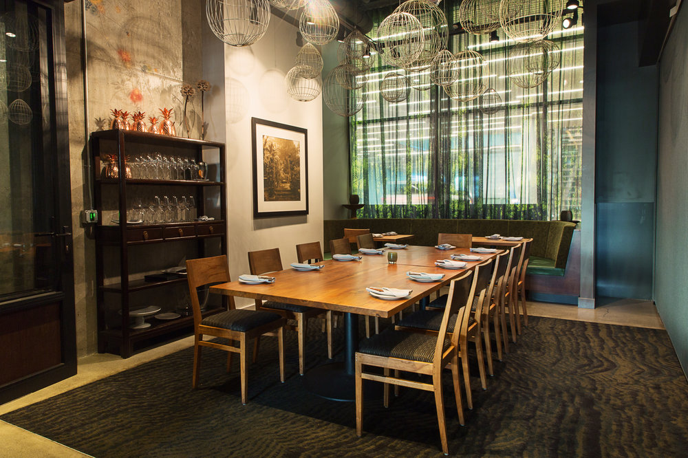 Wild Ginger Bellevue Private Dining