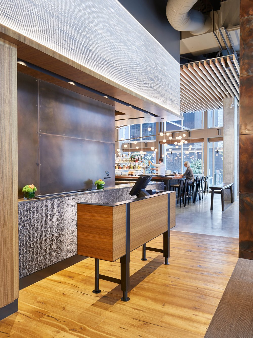 - Wild Ginger's third location was revealed to the public in August of 2018. Just a mile from the flagship downtown, Wild Ginger McKenzie (named after the luxury apartment building it calls home) planted roots in Seattle's bustling South Lake Union Neighborhood.