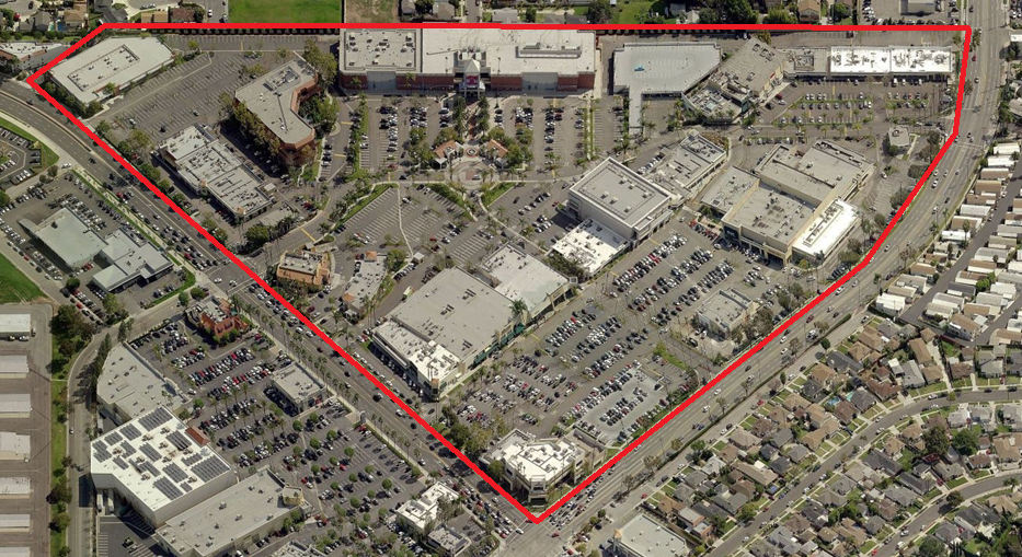 Rolling Hills Plaza - Torrance, California