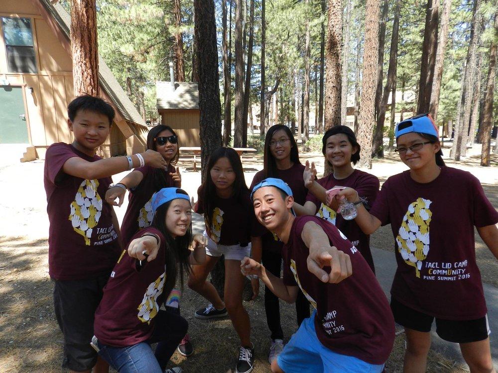 """LID Camp 2016 Group """"Hua Lien Bubbles"""""""