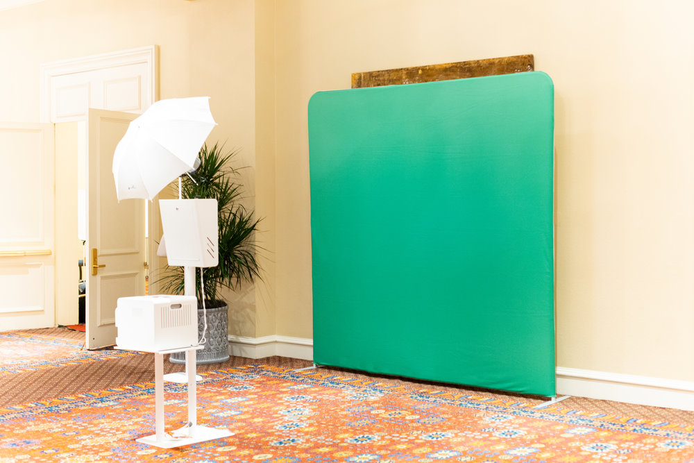 Green Screen 5050 Photo Booth San Antonio and Austin