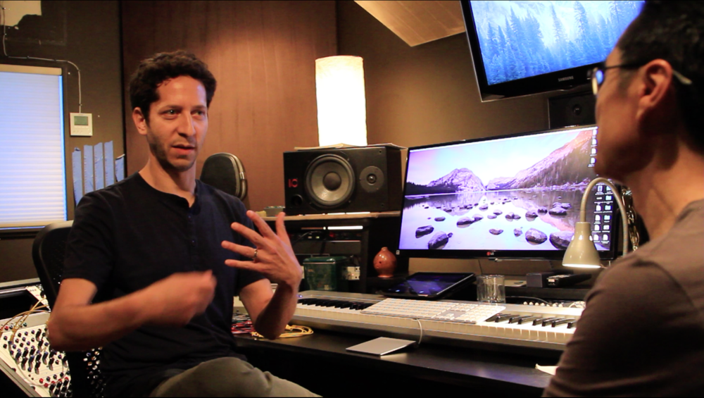 Emmy winning composer  Jeremy Zuckerman  shares his experience on working with various Chinese ethnic instruments for   Kungfu Panda  .