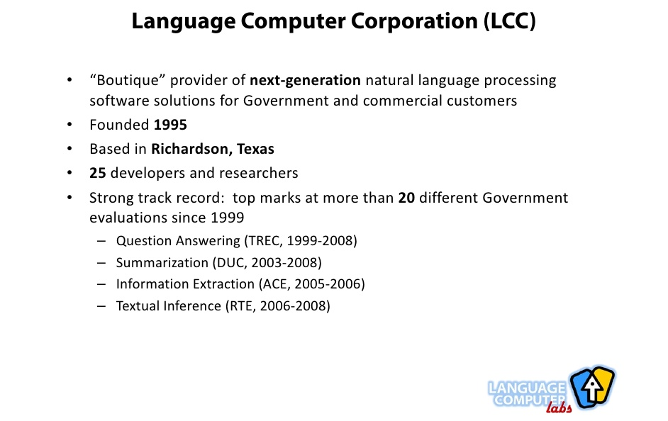 Slides from an ancient presentation (ca. 2007). You can find anything online these days!