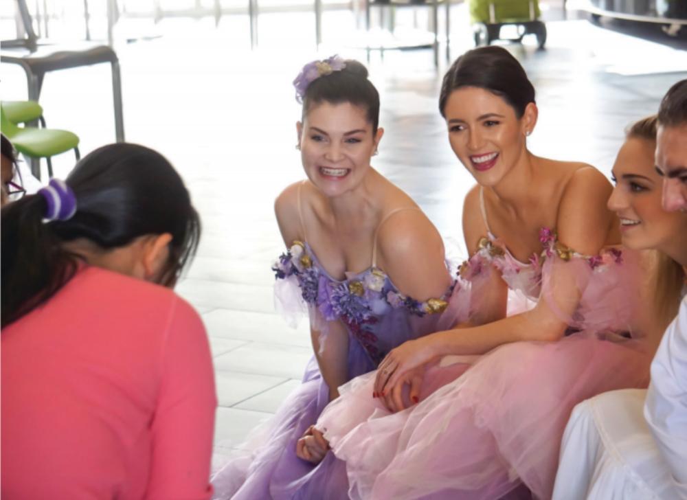 California-Ballet-Education-Outreach-Day-In-Life-Dancer