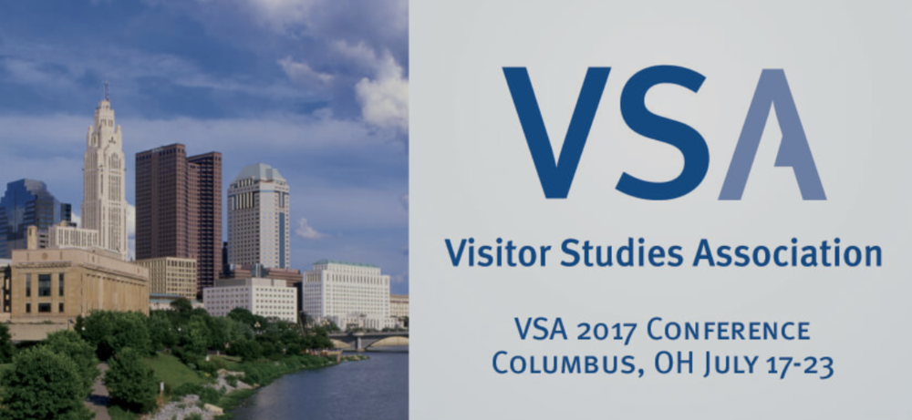 Visitor Studies Association Conference, July 2017 - Co-Founder Josephine Devanbu presents,
