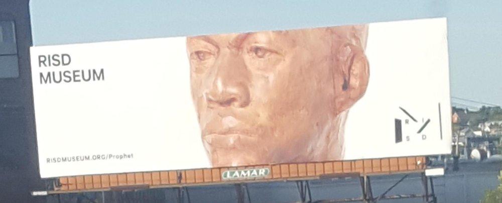RISD Museum Billboard