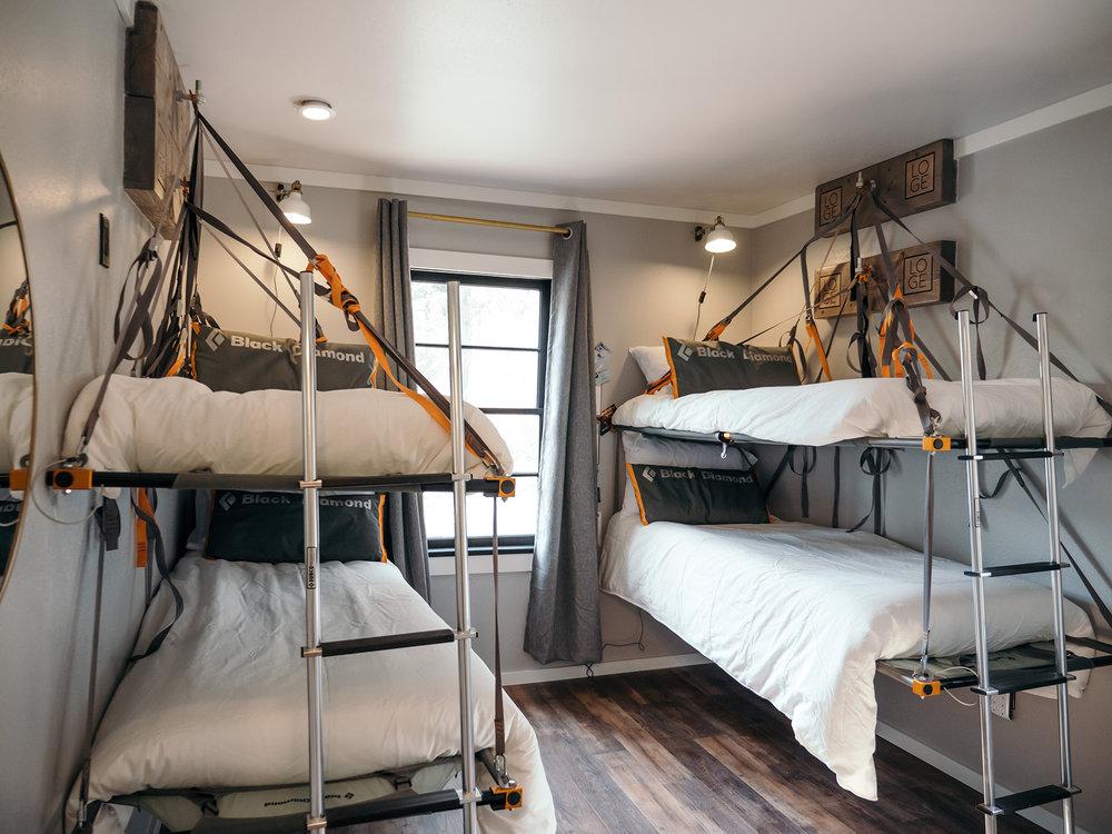 portaledge bunks