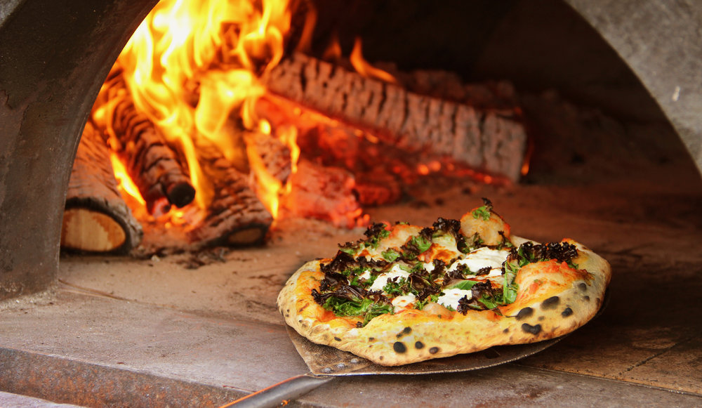 Organic Farm Fresh Wood Fired Pizza Truck Catering Events Weddings Hudson Valley Westchester Hastings on Hudson NYC Woodstock NY