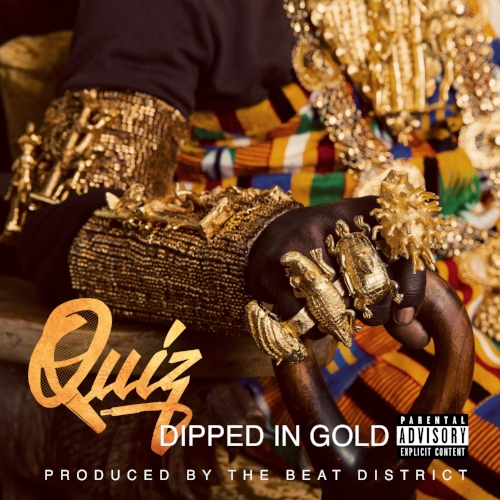 "Recently I've been in the lab cooking up a new project.  In that process I was searching for ways to stretch myself and present something different than what people are used to.  This new record ""Dipped In Gold"" was definitely the door opening record for what I was looking for.  Currently available on all platforms I present to you ""Dipped In Gold"" prod. by The Beat District"