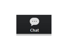 6. Using Chat - At the bottom, near the middle there is a chat icon that you can use to chat.